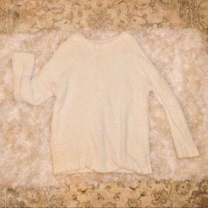 Fuzzy Oversized Sweater